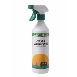Plast og laminat rens