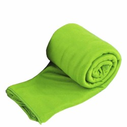 Pocket Towel L 60x120 cm. Lime