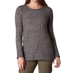 Prana Womens Nolan Sweater, L, COAL