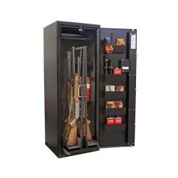 ProfSafe - S1600/12WE Våbenskab - 12 våben