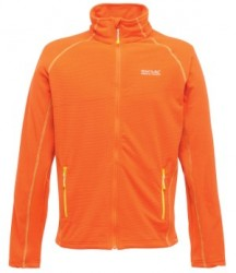 Regatta Emmons Herre Fleece Orange