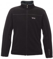Regatta Fairview Herre Fleece Sort
