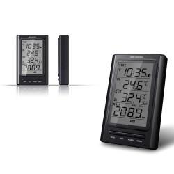 Regnmåler 35926 trådløs med inde/ude termometer