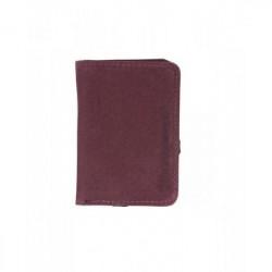RFiD Card Wallet (Aubergine)