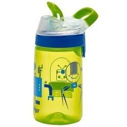 Robots chartreuse 420 ml sip gizmo contigo