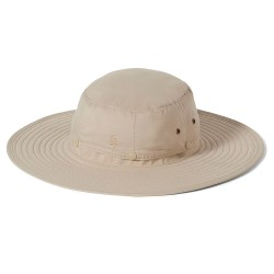 RR Bug Barrier Convertible Sun Hat, S/M, SANDSTONE