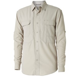 RR Mens Bug Barrier Expedition L/S, L, SOAPSTONE