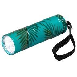 Safari green mini flashlight pretty useful tools