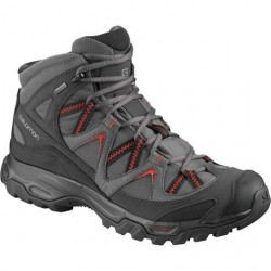 Salomon Bekken Mid GTX Mens, Magnet / Phantom