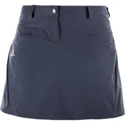 Salomon Wayfarer Skirt Womens, Graphite