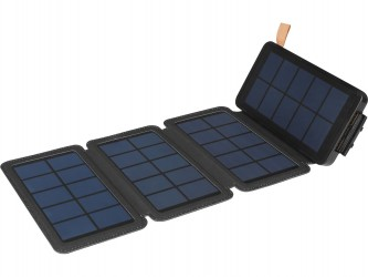 Sandberg Solar 4-panel Powerbank 12000