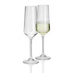 Savoy champagneglas - 2 stk.