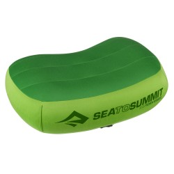 Sea to Summit Aeros Premium Pillow Reg, LIME
