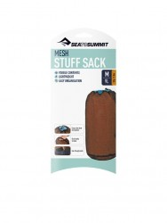 Sea to Summit Mesh Stuff Sack 9L Blå/Sort