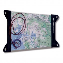 Sea to Summit Tpu Guide Map Case Medium