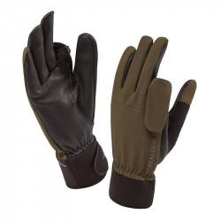 Sealskinz Shooting Glove, Olive