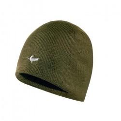 Sealskinz Waterproof Beanie Hat, Olive
