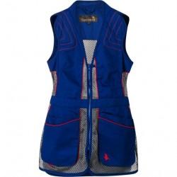 Seeland Skeet II Lady Vest, Sodalite Blue