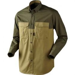 Seeland Trekking Skjorte Duffel Green L