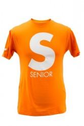 Senior T-shirt Orange