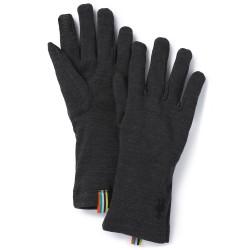 Smartwool Merino 250 Glove, XL, CHARCOAL HEATHER