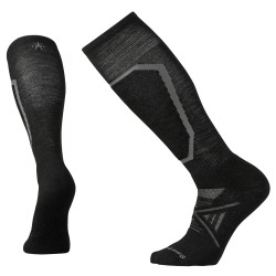 Smartwool PhD Ski Medium, M, BLACK