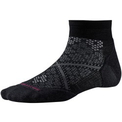 Smartwool Ws PhD Run Light Elite Low Cut, L, BLACK