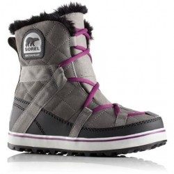 Sorel Glacy Explorer Shortie Dame, Quarry