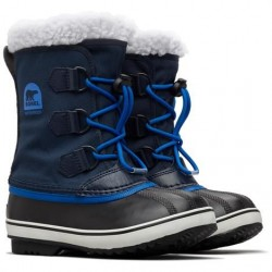 Sorel Yoot Pac Nylon Børn, Collegiate Navy / Super Blue