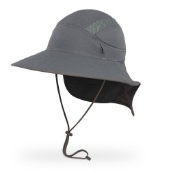 Sunday Afternoons Ultra-adventure Hat, L, CINDER/GRAY