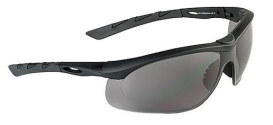 Swiss Eye Lancer Smoke sikkerhedsbriller