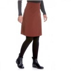 Tatonka Lajus W's Skirt - Aubergine Red - Str. 38 - Nederdel