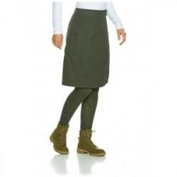 Tatonka Vinjo W's Skirt - Dark Grey - Str. 38 - Nederdel