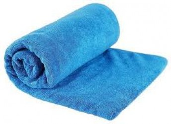 Tek Towel Medium 50x100cm Pacific Blue