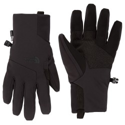 The North Face Mens Apex +etip Glove, XL, TNF BLACK