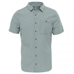 The North Face Mens S/S Hypress Shirt, Thyme