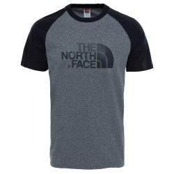 The North Face Mens S/S Raglan Easy Tee, M, BRITISH KHAKI