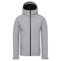 The North Face Ms Millerton Ins. Jacket, L, MID GREY HEATHER