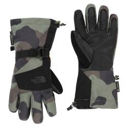 The North Face Ms Montana Etip GTX Glove, L, FOUR LEAF CLOVER TERRA CAMITO