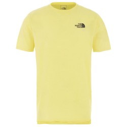 The North Face Ms North Dome Active S/S, L, TNF LEMON HEATHER