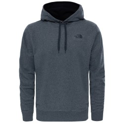 The North Face Ms Seas. Drew Peak PO Lt, S, TNF MEDIUM GREY HEATHER