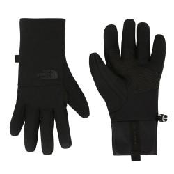 The North Face Womens Apex+ Etip Glove, L, TNF BLACK