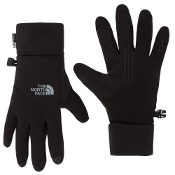 The North Face Womens Etip Glove, XS, TNF BLACK