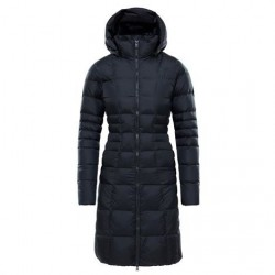 The North Face Womens Metropolis Parka II, Black