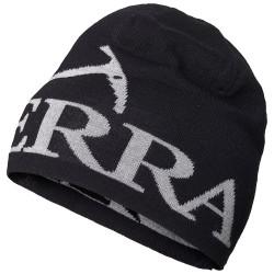 Tierra Logo Beanie, ONE SIZE, BLACK