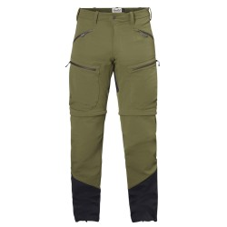 Tierra Mens Lite Track Convertible Pant, 48, OLIVE NIGHT