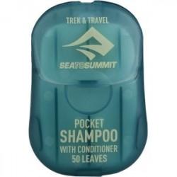 Trek & Travel Pocket Conditioning Shampoo 50 Leaf