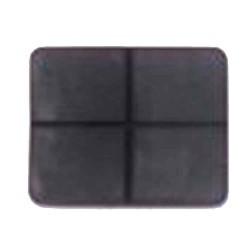 Tryksko udvendig/gummi (4 stk)