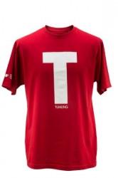 Tumling T-shirt Rød