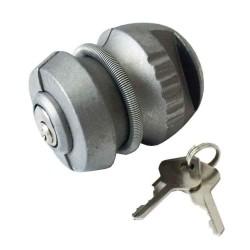Tyverisikring lås til kuglekobling